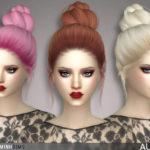 TsminhSims' Aurora ( Hair 46 )