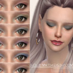 S-Club WM thesims4 Eyeshadow 201706
