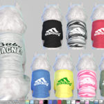 Pinkzombiecupcakes' Adidog Sporty Sweatshirts