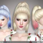 TsminhSims' Waterfall ( Hair 47 )