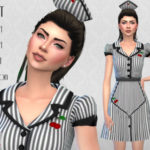 Colores Urbanos' Waitress SET RECOLOR 2 (Needs mesh)