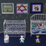 Mod The Sims – Happy Hanukkah Nursery items
