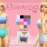 Swimwear Top #1