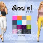 KASS – Jeans #1 – Maxis Match