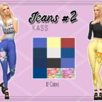 KASS – Jeans #2 – Maxis Match
