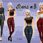 KASS – Jeans #3 – Maxis Match