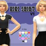 KASS – Kiki Shirt V.1