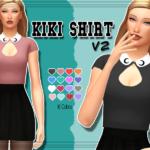 KASS – Kiki Shirt V.2