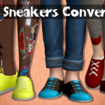 LOW SNEAKERS CONVERSION