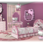 jomsimscreations.fr — HELLO Kitty chambre enfants. 12 objets sur le…