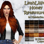 LeahLillith Honey Retextured