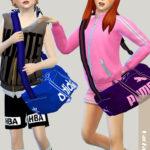 Studio-K-CreationSports bag (S4CC)