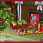 My Space | 🎄 Merry Christmas 2017! 🎄 Sims 4. Includes 5…