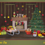 My Space | ***Christmas Day*** Sims 4 Has 3 color palettes…