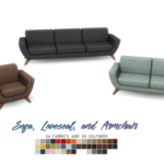 Peace's Place Sensitive Seating – Maxis Sofa Overhaul