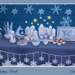 My Space | ***Christmas Touch*** Sims 4 Christmas decorative…