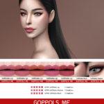 GOPPOLS Me — GPME SoftMatte Lips
