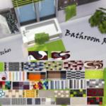 Jassi Sims 4 CC Creator — Bathroom Rugs