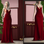 [Heavendy-cc] Simple Dress