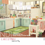 Tic Tac Toe INDI KITCHEN BY STEFIZZI