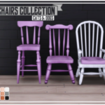 Wooden Chairs Collection