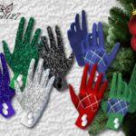 altea127's Christmas Gloves