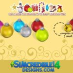 SIMcredible!'s Build up your Christmas tree – ball [small]