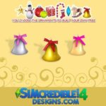 SIMcredible!'s Build up your Christmas tree – bell