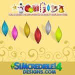 SIMcredible!'s Build up your Christmas tree – drop