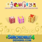 SIMcredible!'s Build up your Christmas tree – gift
