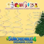 SIMcredible!'s Build up your Christmas tree – lamps [for large pine]
