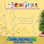 SIMcredible!'s Build up your Christmas tree – lamps [for small pine]