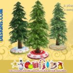 SIMcredible!'s Build up your Christmas tree – pine [small]