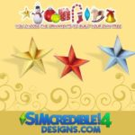 SIMcredible!'s Build up your Christmas tree – Star