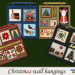 evi Christmas Wall Hangings