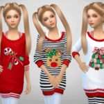 SweetDreamsZzzzz's Girls Christmas Jumpers…
