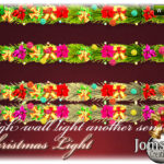 jomsims' christmas light wall 8 another sens high