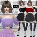 Helsoseira's YUMI – Blouse/Top