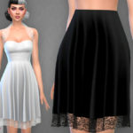 Colores Urbanos' Carmen Skirt RECOLOR 1 (Needs mesh)