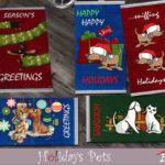 evi's Holidays pets