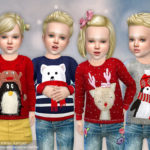 lillka's Knitted Christmas Jumper