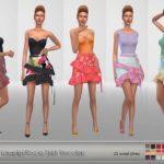 Elfdor's Laupipi Rocio Skirt Recolor