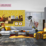 NynaeveDesign's Amber Living Room