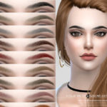 S-Club WM ts4 Eyebrows F 201714