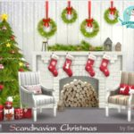 Severinka_'s Scandinavian Christmas