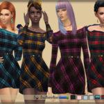bukovka's Frill Dress