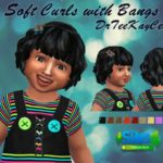 drteekaycee's Soft Curls with Bangs – Toddlers SP needed