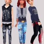 Studio-K-CreationGiruto 42 Slim fit Jeans for child(S4CC)