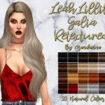 LeahLillith Galia Retextured