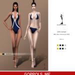 GOPPOLS Me — GPME Swimsuit
